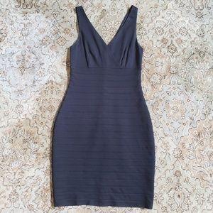 Express Black Bandage dress